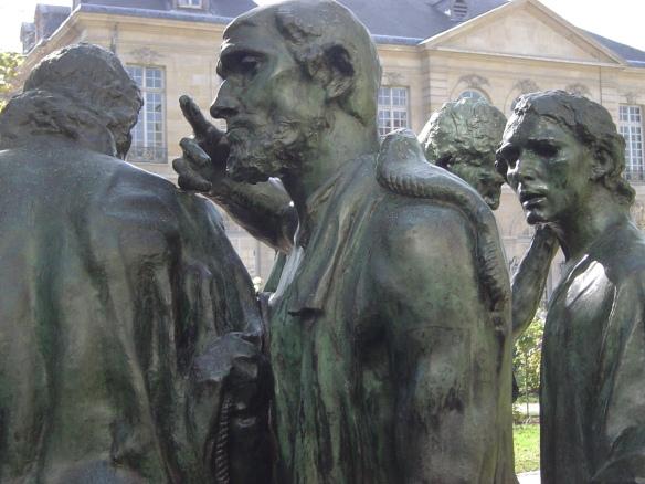 Consumidores em época de crise - Museu Rodin - 2008
